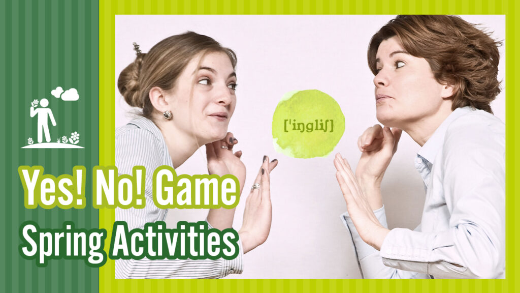 Yes No Game - Active English Training